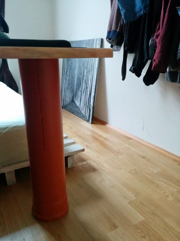 schuhregal aus rohren selber bauen chewy and me. Black Bedroom Furniture Sets. Home Design Ideas