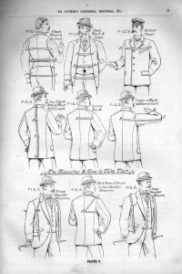 Cutters Guide To Lounge Jackets
