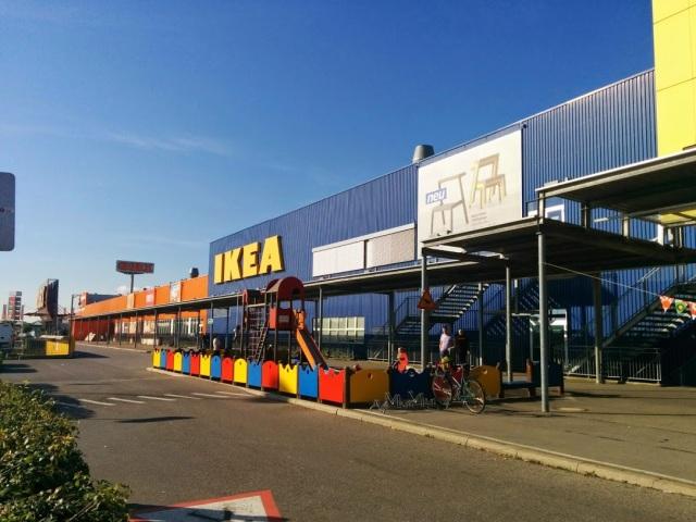 IKEA - Vorhof zur Hölle