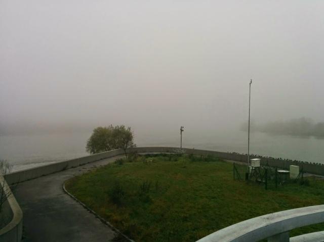 Nördlichste Stelle der Donauinsel